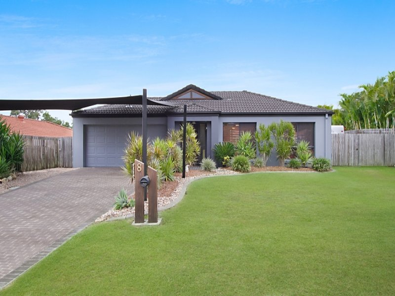 8 Mustang Place, Upper Coomera, Qld 4209