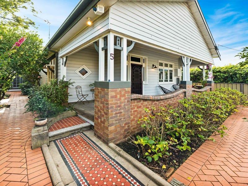5 Davidson Street, East Maitland, NSW 2323