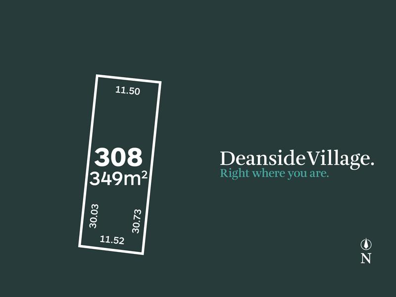 Lot 308, Kundrama Court, Deanside, Vic 3336