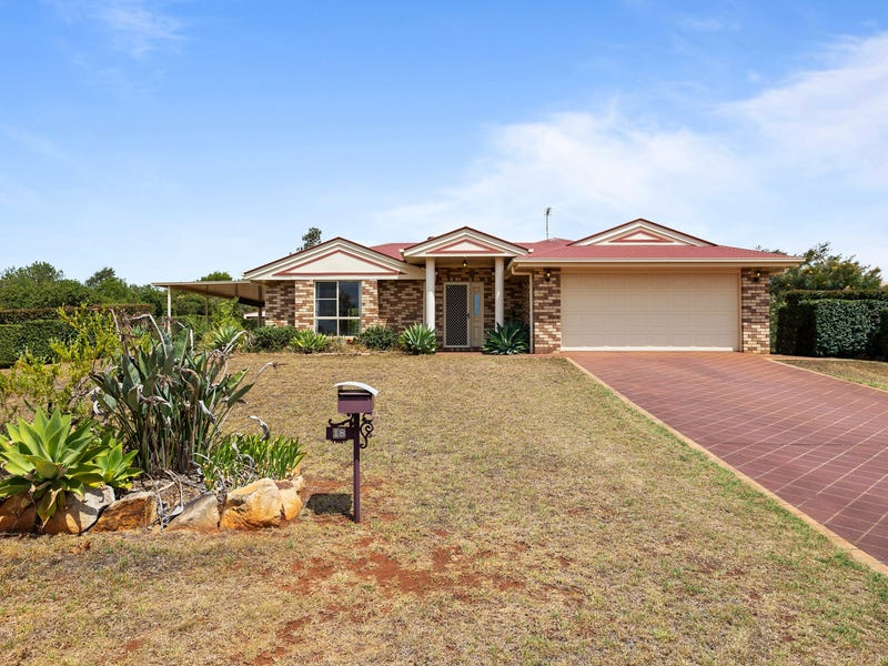 18 Bunya View Drive, Highfields, Qld 4352