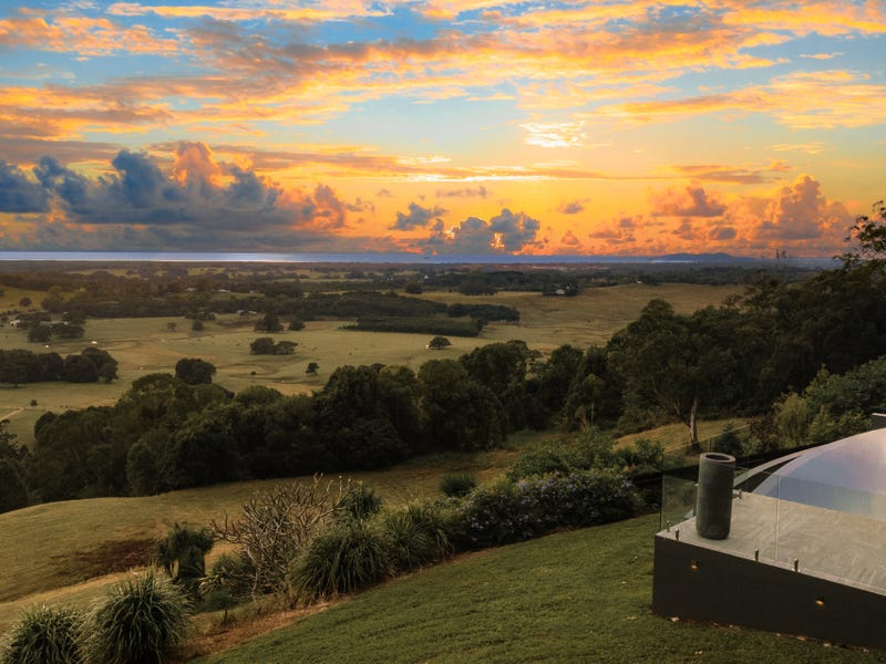 126 Coolamon Scenic Drive, Coorabell, NSW 2479