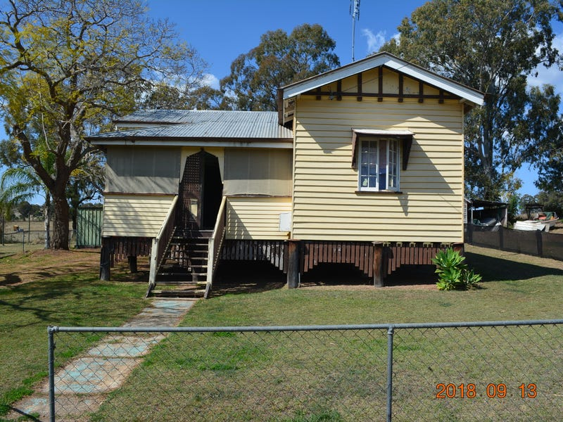 10 Beresford St, Proston, Qld 4613