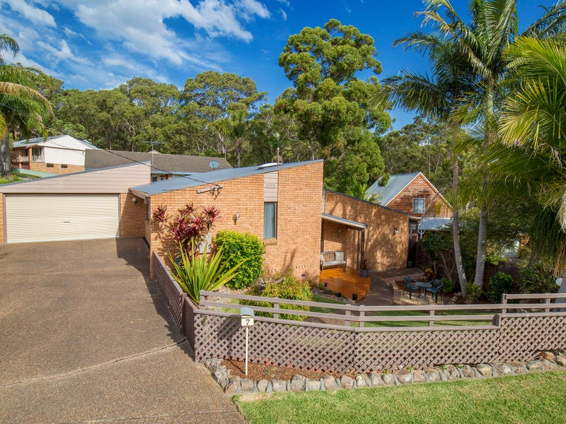 7 Fenwick Crescent, Whitebridge, NSW 2290