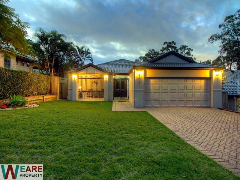 3 Vaucluse Street, Forest Lake, Qld 4078