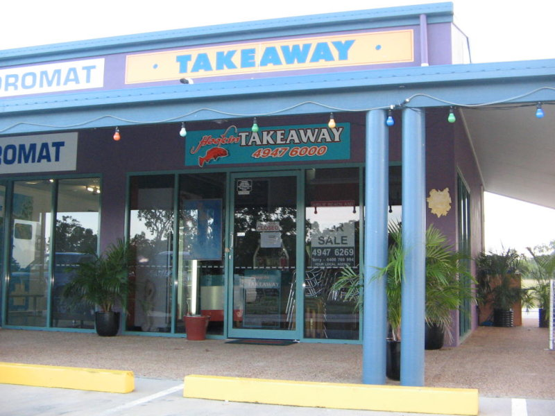 HOOKIN TAKEAWAY CONDER PDE, Midge Point, Qld 4799