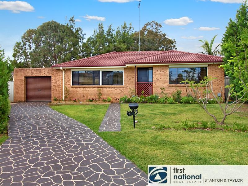 4 Welland Close, Jamisontown, NSW 2750