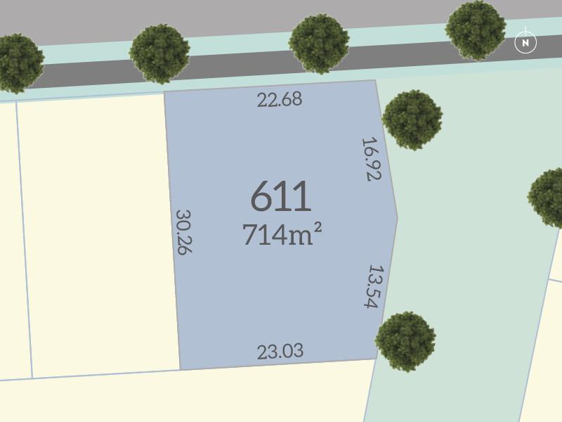 Lot 611, Ballina Heights Drive, Cumbalum, NSW 2478