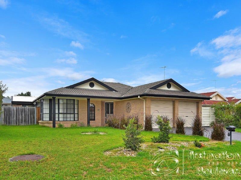 33 Marsden Avenue, Kellyville, NSW 2155