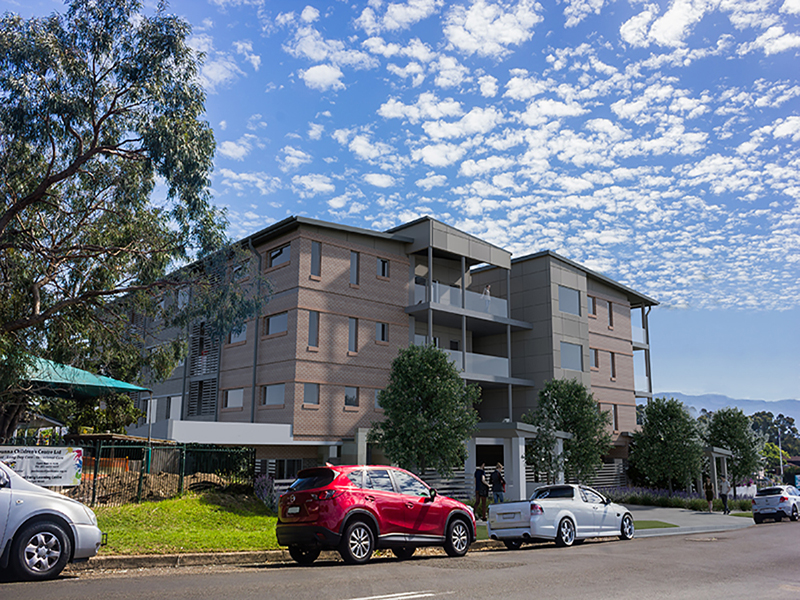 107, 207, 307/79 Osborne Street, Nowra, NSW 2541