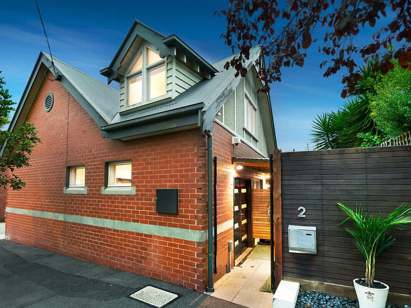 2 Smith Street, Kensington, Vic 3031