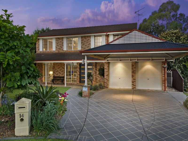 14 Elliott Place, Baulkham Hills, NSW 2153