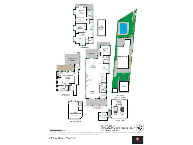 69 Bay Street, Mosman, NSW 2088 - floorplan