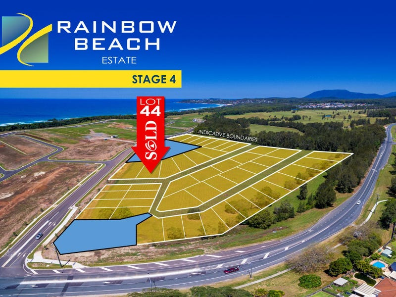 Lot 44 Rainbow Beach Estate, Lake Cathie, NSW 2445