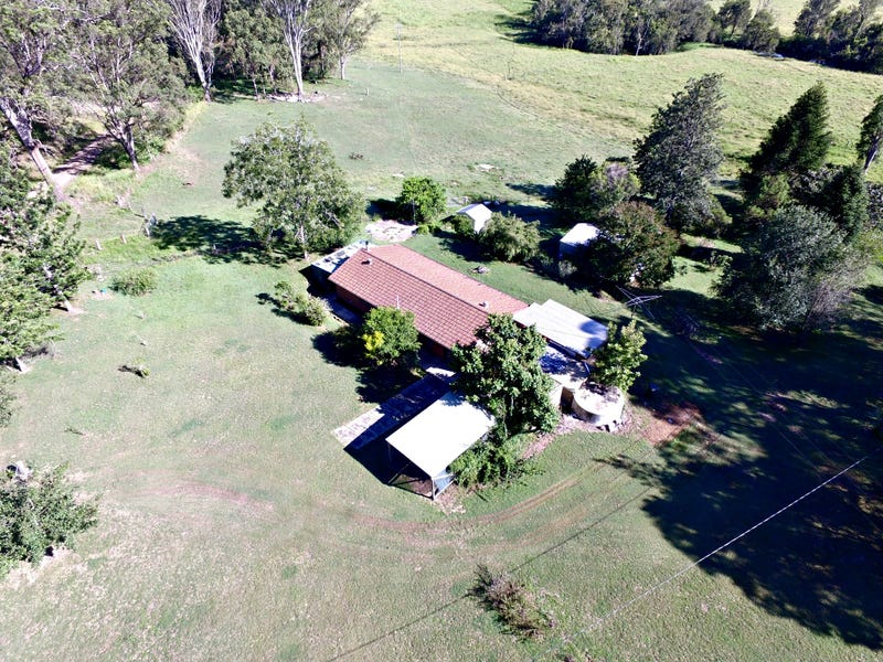 1028 Old Dyraaba Road, Lower Dyraaba, NSW 2470