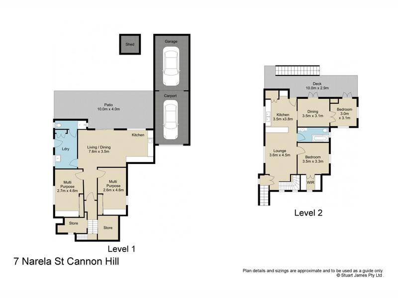 7 Narela Street, Cannon Hill, Qld 4170