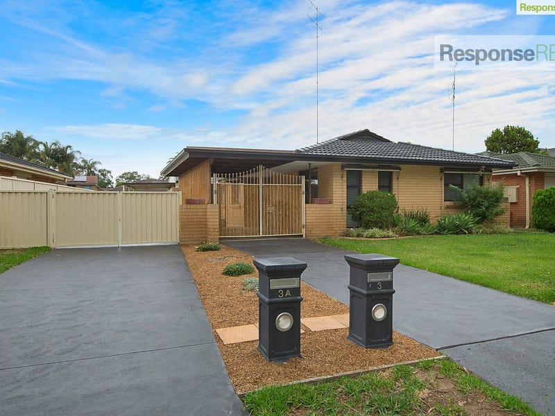 3 Peter Court, Jamisontown, NSW 2750