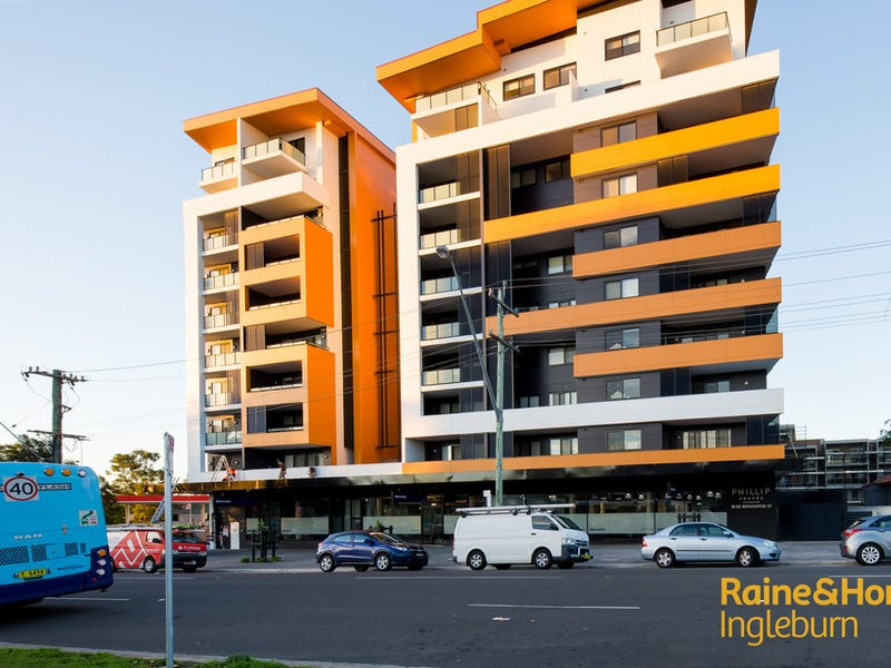 42/18 BROUGHTON STREET, Campbelltown, NSW 2560