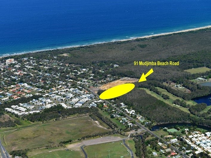 91 Mudjimba Beach Road, Mudjimba, Qld 4564