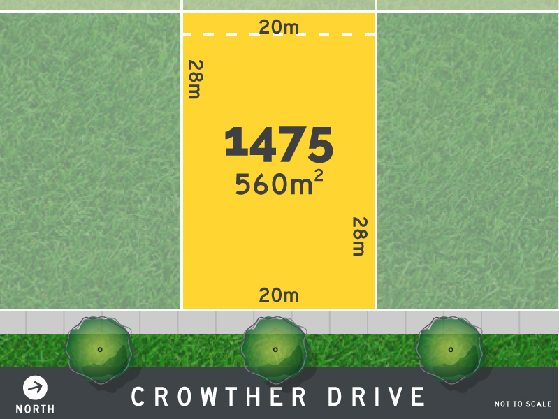 Lot 1475, Crowther Drive, Lucas, Vic 3350