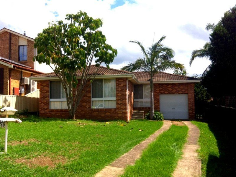 49 Boeing Crescent, Raby, NSW 2566