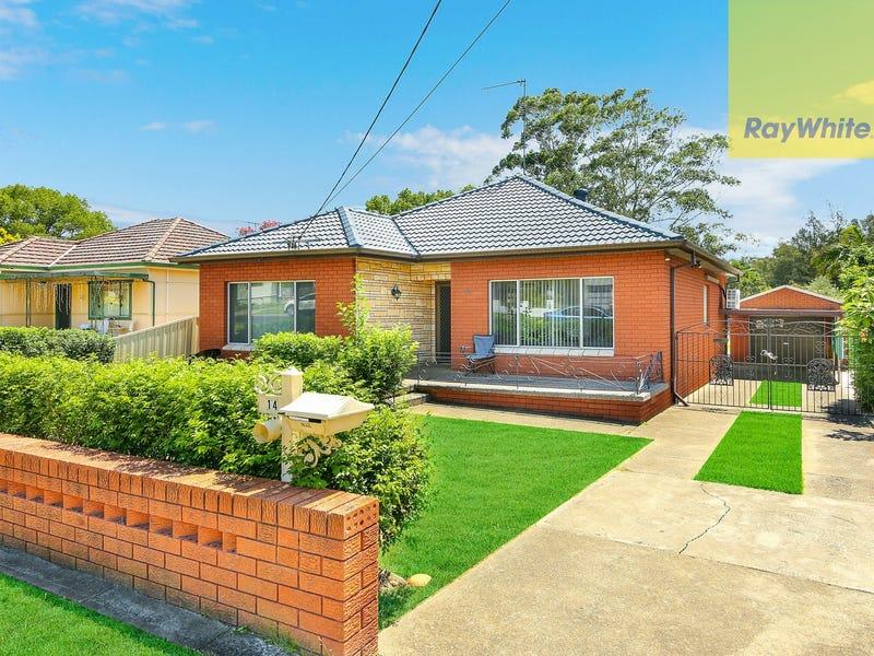14 Richmond Street, South Wentworthville, NSW 2145