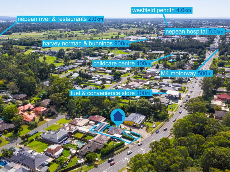 52 & 52a Mulgoa Road, Regentville, NSW 2745