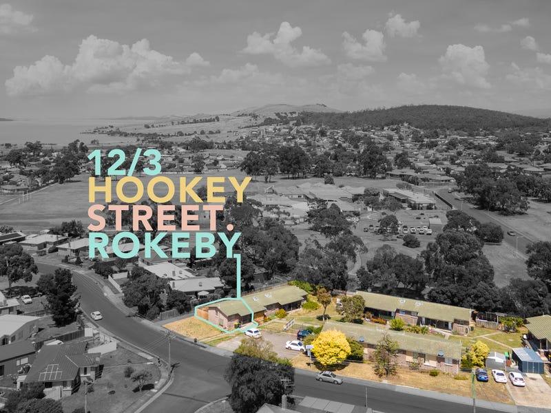 12/3 Hookey Street, Rokeby, Tas 7019