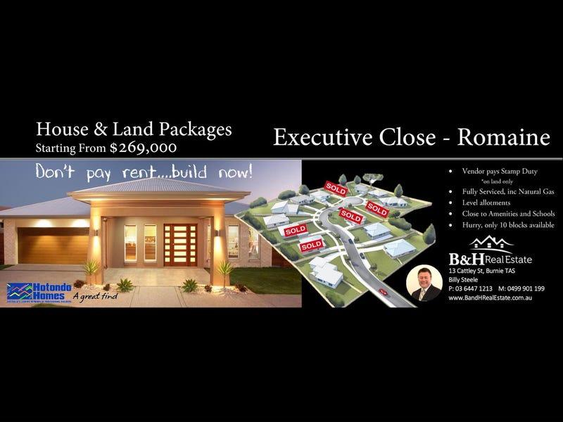 2 Executive Close, Romaine, Tas 7320