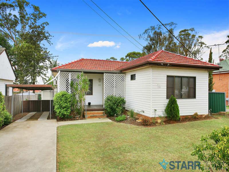 54 Penfold Street, Eastern Creek, NSW 2766