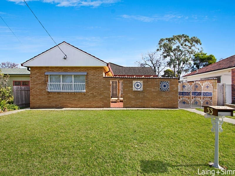 33 Mayfield Street, Wentworthville, NSW 2145