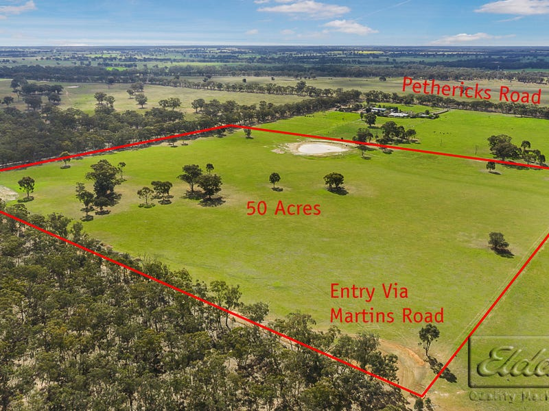 End of Martins Road, Goornong, Vic 3557
