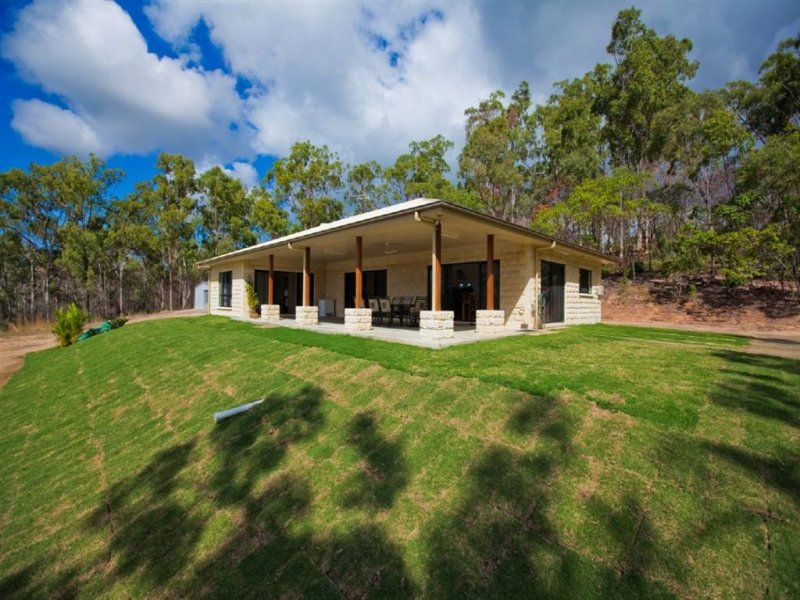 55 Bells Road, Mount Chalmers, Qld 4702