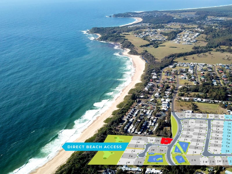 Lot 88, 2 Seaside Place, Diamond Beach, NSW 2430