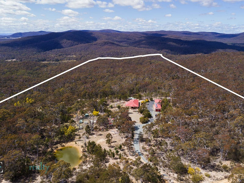 147 North Black Range Road, Mulloon, NSW 2622