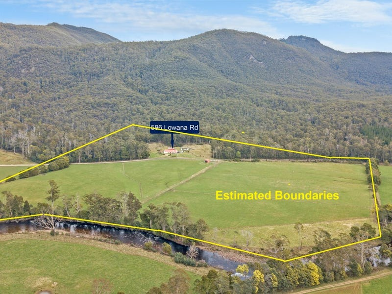 596 Lowana Road, Gunns Plains, Tas 7315