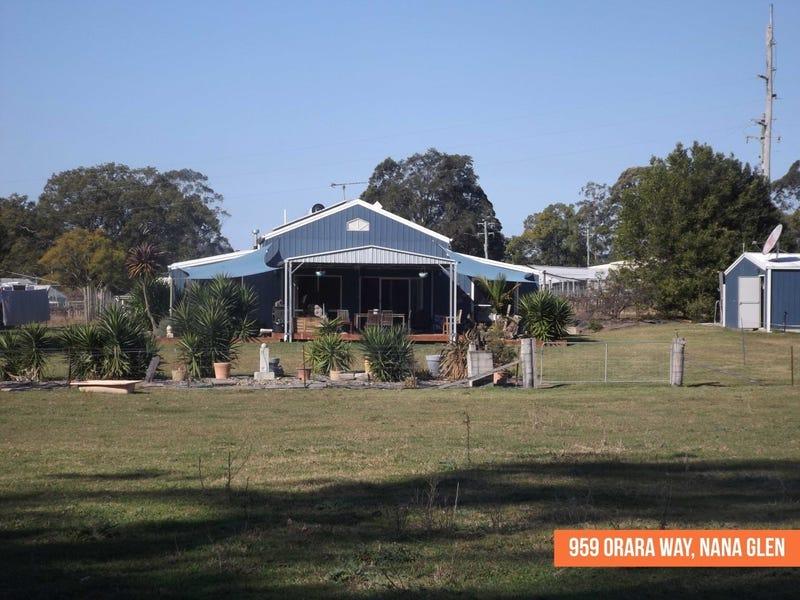 959  Orara Way, Nana Glen, NSW 2450