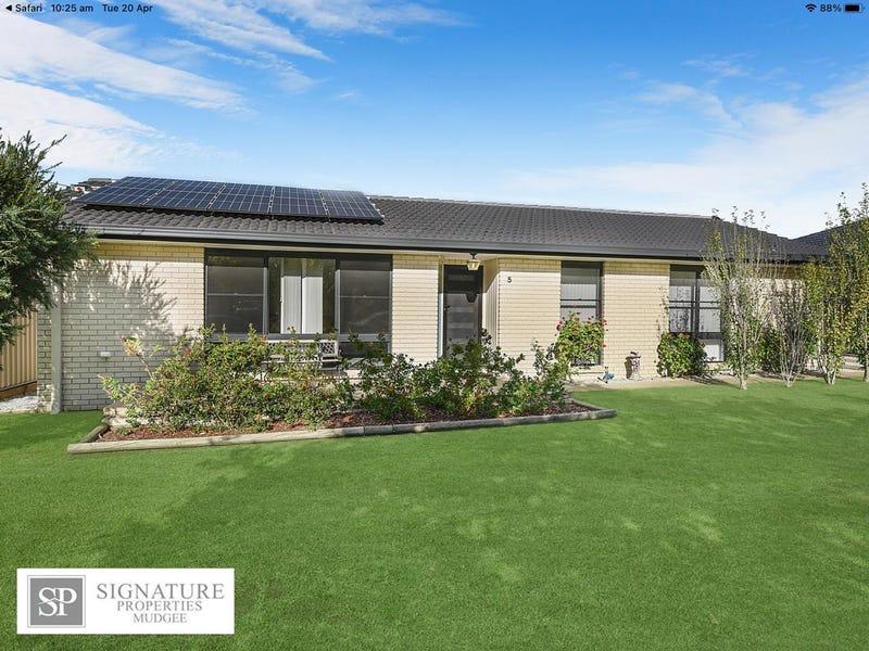 5 Catleen Crescent, Mudgee, NSW 2850