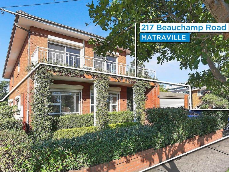 217 Beauchamp Road, Matraville, NSW 2036