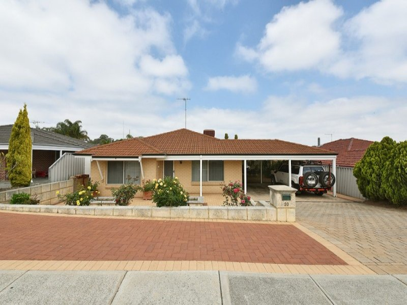 20 Amos Road, Wanneroo, WA 6065
