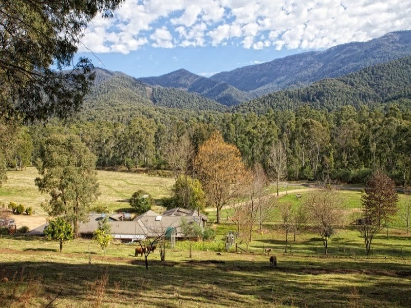 1191 Buckland Valley Road, Buckland, Vic 3740