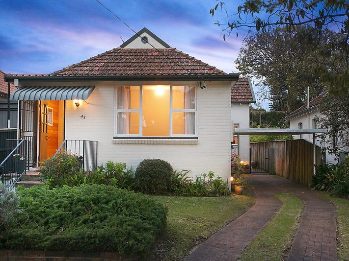 43 Glover Street, Mosman, NSW 2088