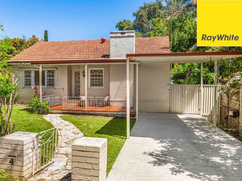 4 Reeves Avenue, Epping, NSW 2121