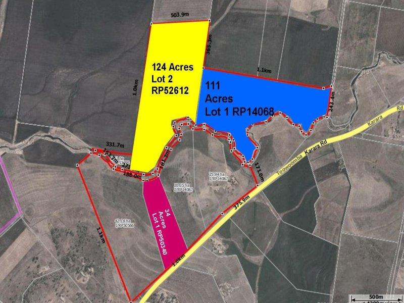 1598 Toowoomba-Karara Rd, Cambooya, Qld 4358