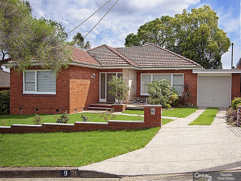 9 Waygrove Avenue, Earlwood, NSW 2206