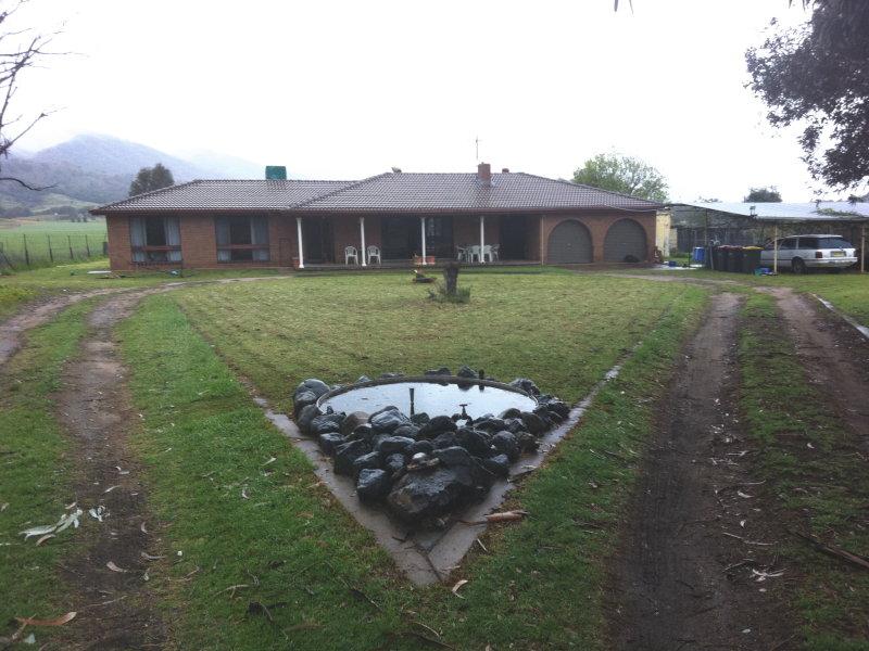 BACK LIMBRI RD, Kootingal, NSW 2352