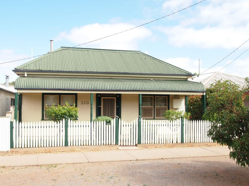 220 Wills Street, Broken Hill, NSW 2880