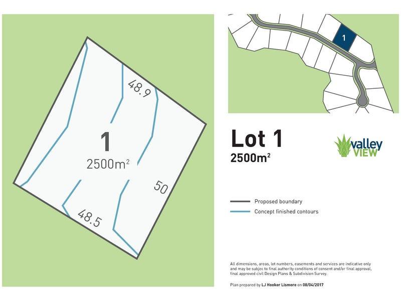 1 Valley View Estate, Richmond Hill Road, Goonellabah