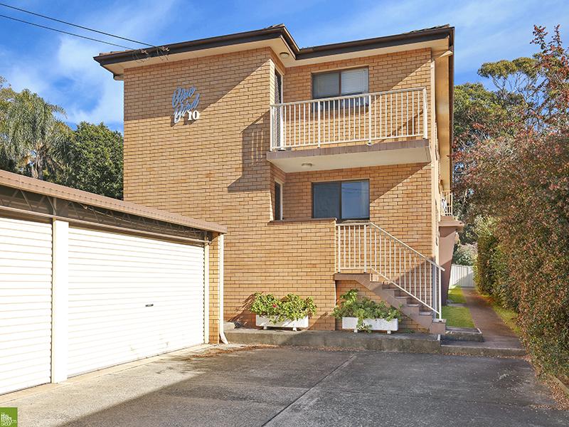 1/10 Berkeley Road, Gwynneville, NSW 2500
