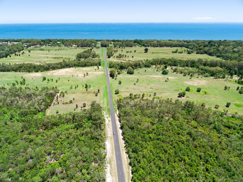 LOT 4 / 348-386 O'Regan Creek Road, Toogoom, Qld 4655