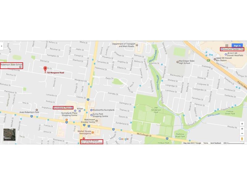 720 Musgrave Rd, Robertson, Qld 4109